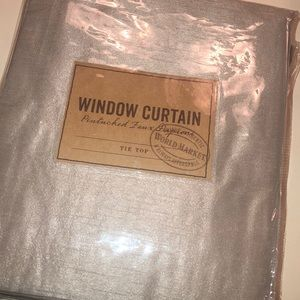 NEW Window Curtain pack of 3